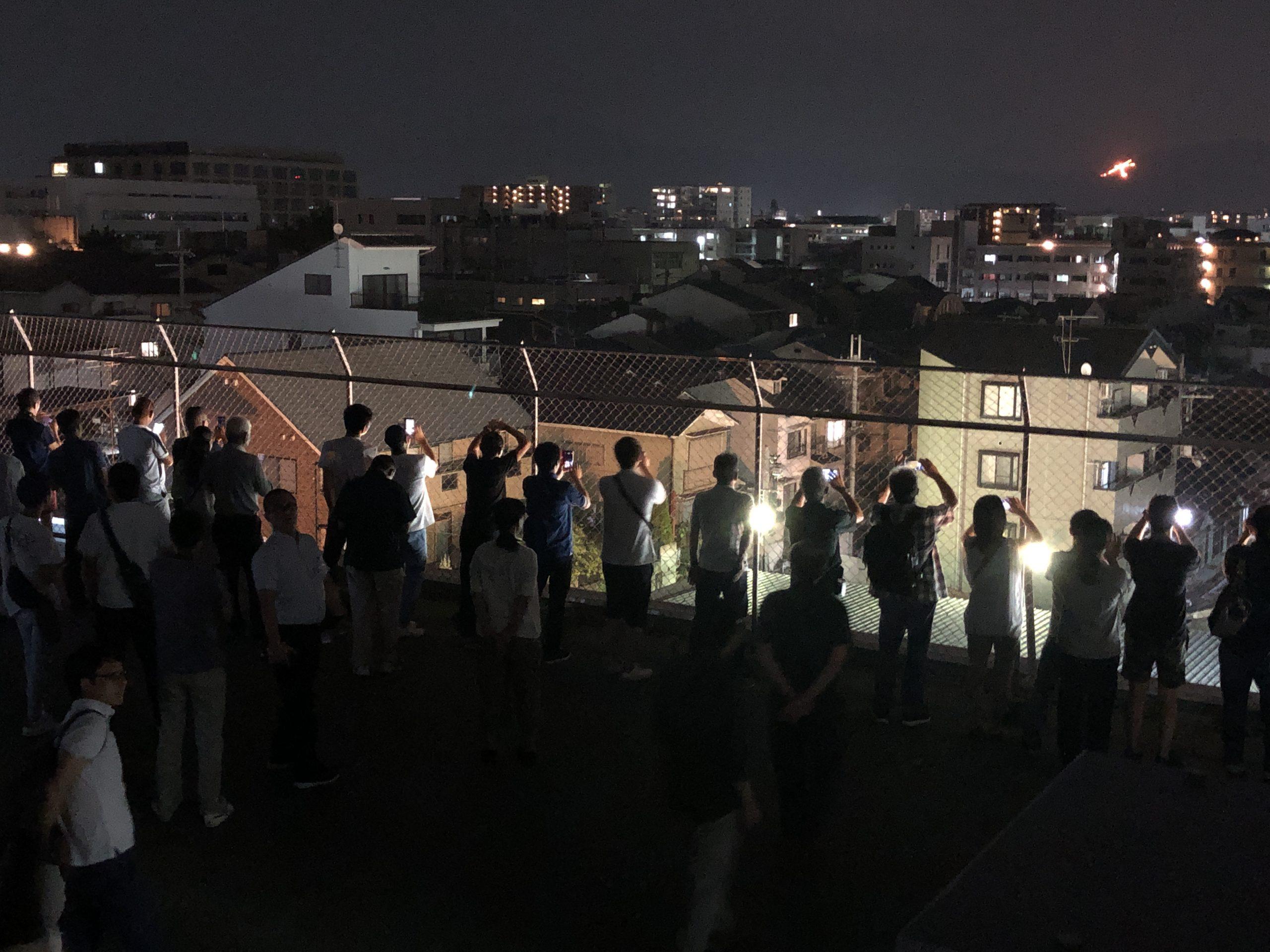 大文字ビールパーティー