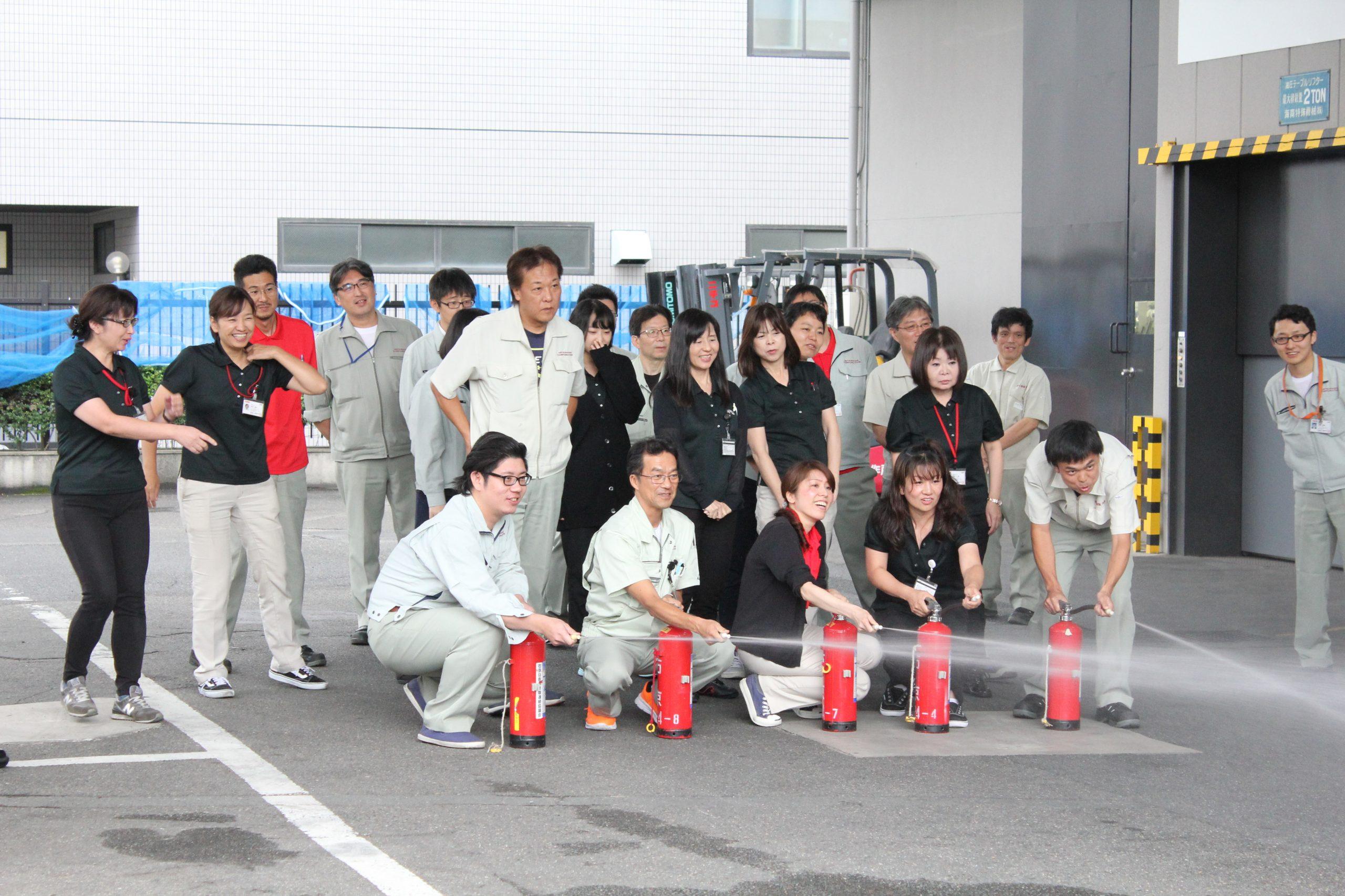 消防訓練 2019